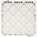 5. NaturalAire Standard Air Filter, MERV 8, 12 x 24, 1-inch, 12-Pack