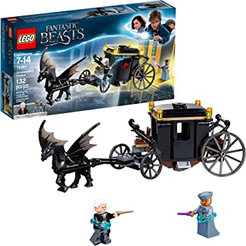 LEGO Fantastic Beast's Grindelwalds Escape Building Kit (132-Piece)