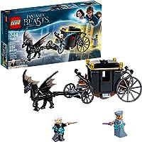 LEGO, Fantastic Beasts, Huida de Grindelwald 75951