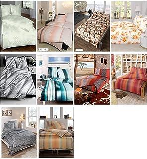 Estella Mako Interlock Jersey Bettwäsche Collin 6497 135x200 Cm