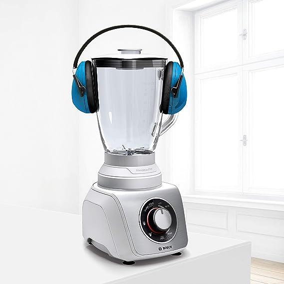 Bosch MMB66G5M - Licuadora (2,3 L, Continuo, 1,5 L, Batidora de vaso, plástico y acero inoxidable, Vidrio): Amazon.es: Hogar