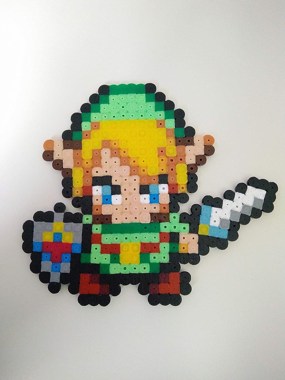 Zelda Mit Schwert Und Schild Vorlage Als 5