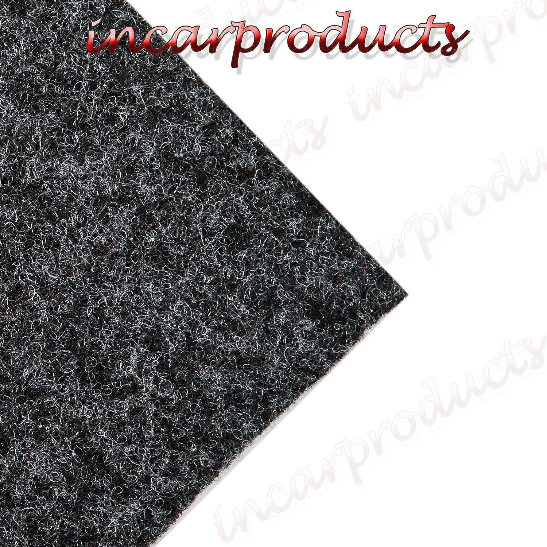 Inex 5m x 1.5m Grey Acoustic Cloth Carpet for parcel shelf boot van lining