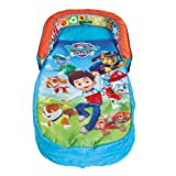 Paw Patrol My First ReadyBed - Toddler Airbed and Sleeping Bag in one