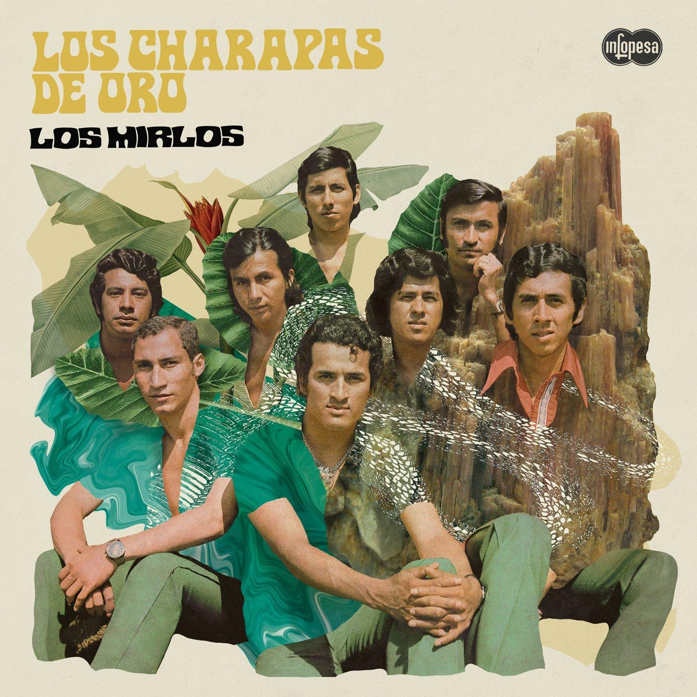 Vinilo : Mirlos - Los Charapas De Oro (LP Vinyl)