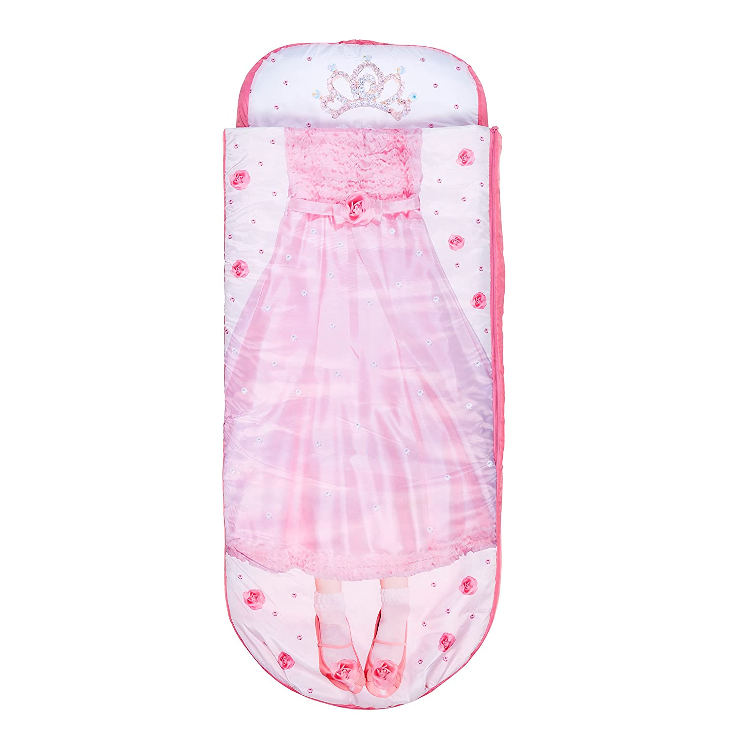 Readybed JR, Hearts by Worlds Apart, Ages 3-6 Years
