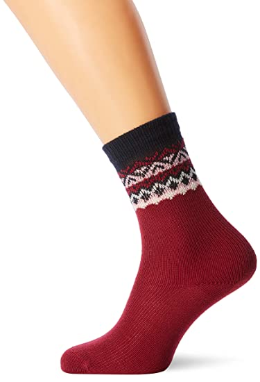 Falke Girly Fair Isle, Calcetines para Niñas: Amazon.es: Ropa y accesorios