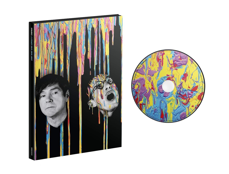 Sparks - A Steady Drip, Drip, Drip (Book) (CD)