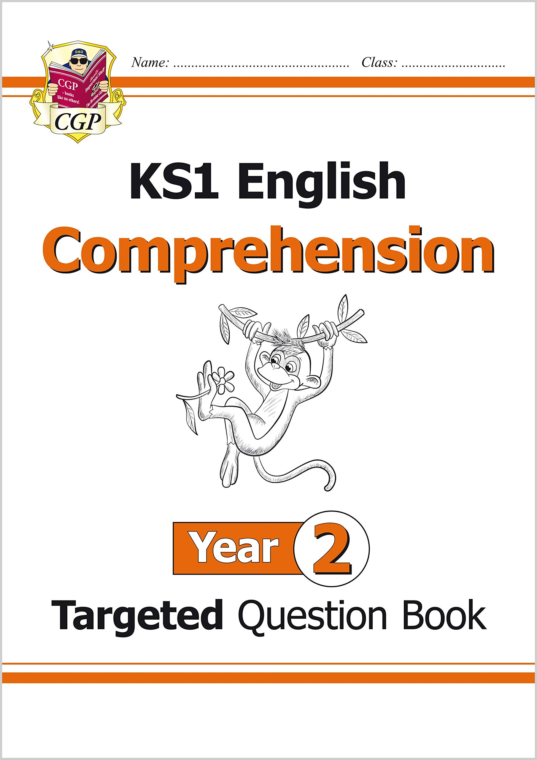 - KS1 English Targeted Question Book: Year 2 Comprehension - Book 1