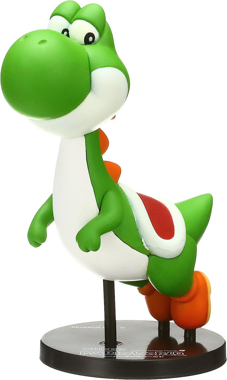 Medicom Figura Nintendo Yoshi SMB 6 Cms: Amazon.es: Juguetes y juegos