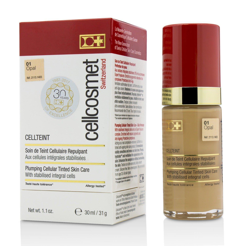 Cellcosmet CellTeint Plumping Cellular Tinted Skin Care - Opal 01 81q4g5ulvnL._SL1500_