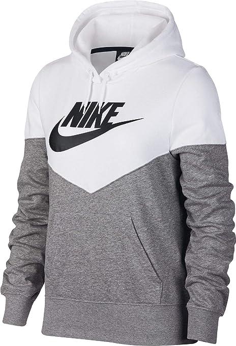 Sweat À Capuche Nike Femme Heritage
