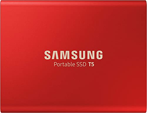 Samsung Portable T5 SSD 1TB External Solid State Drive review
