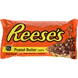Reese's Peanut Butter Baking Chips, 10-Ounce Bag (Pack of 3)