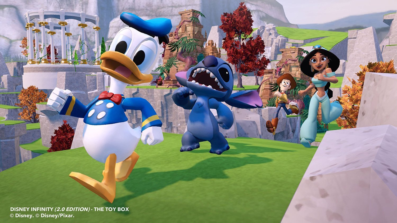 Disney Infinity: Disney Originals (2.0 Edition) Donald Duck Figure - Not Machine Specific by Disney Infinity (Image #7)