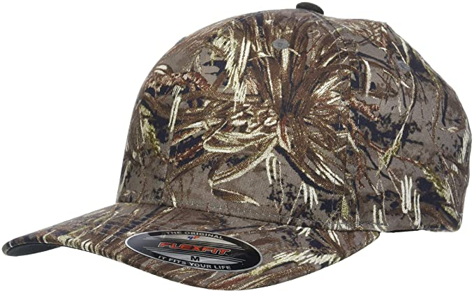 Levis Camo Flex Fit Fitted, Gorra de béisbol Hombre, Marrón (Dark Brown 29