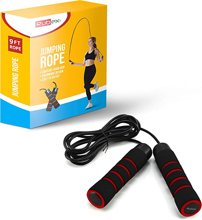 Weighted Jump Rope 2lb TRG