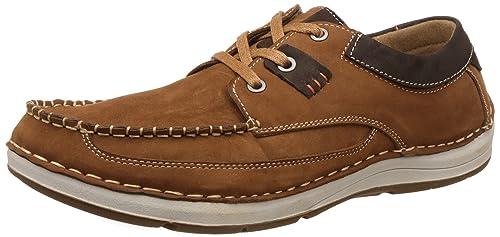 Buy Action Shoes Men's Brown Sneakers