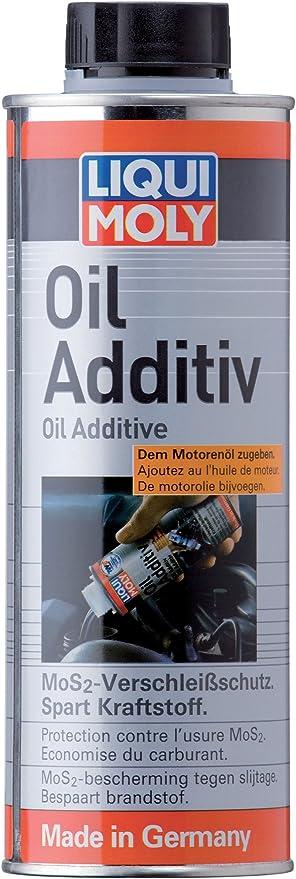 Liqui Moly P000005 Moly 1013 Oil Additiv 500 Ml Auto