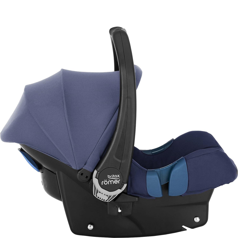 Geburt - 13 kg Kollektion 2019 Babyschale Gruppe 0+ Britax R/ömer Baby-Safe storm grey
