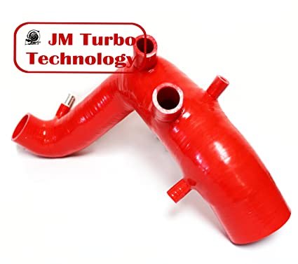 Amazon.com: JM Turbo For VW Hose Jetta Golf Beetle Audi TT Volkswagen Silicone Hose 1.8T MK4 Turbo Inlet Air Intake Hose Kit RED New: Automotive
