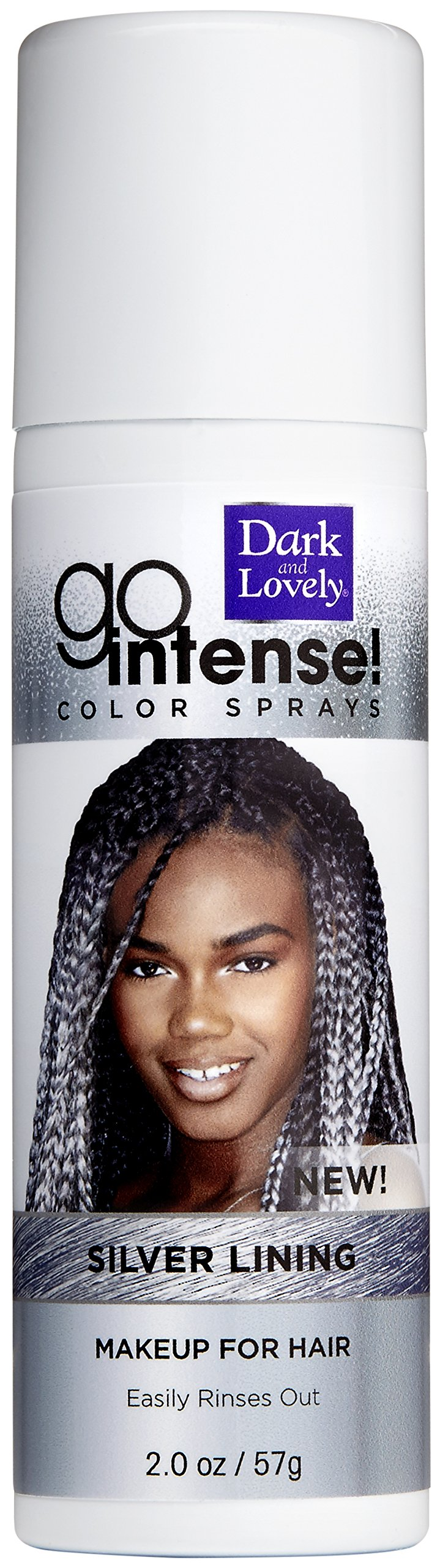 Amazon Dark And Lovely Go Intense Color Sprays Beauty