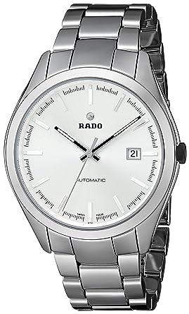 b21fb1b63 Amazon.com: Rado Men's R32272102 Hyperchrome Analog Display Swiss ...