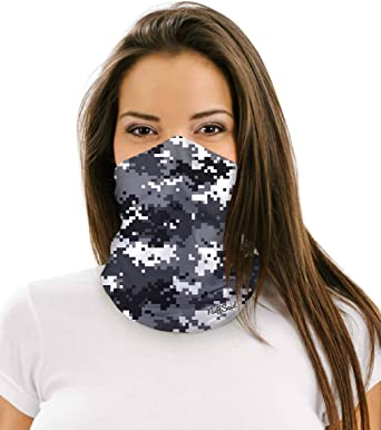 Seamless Face Tube Mask Headband Neck Cap Hood Scarf Headwear Bandana Wristband