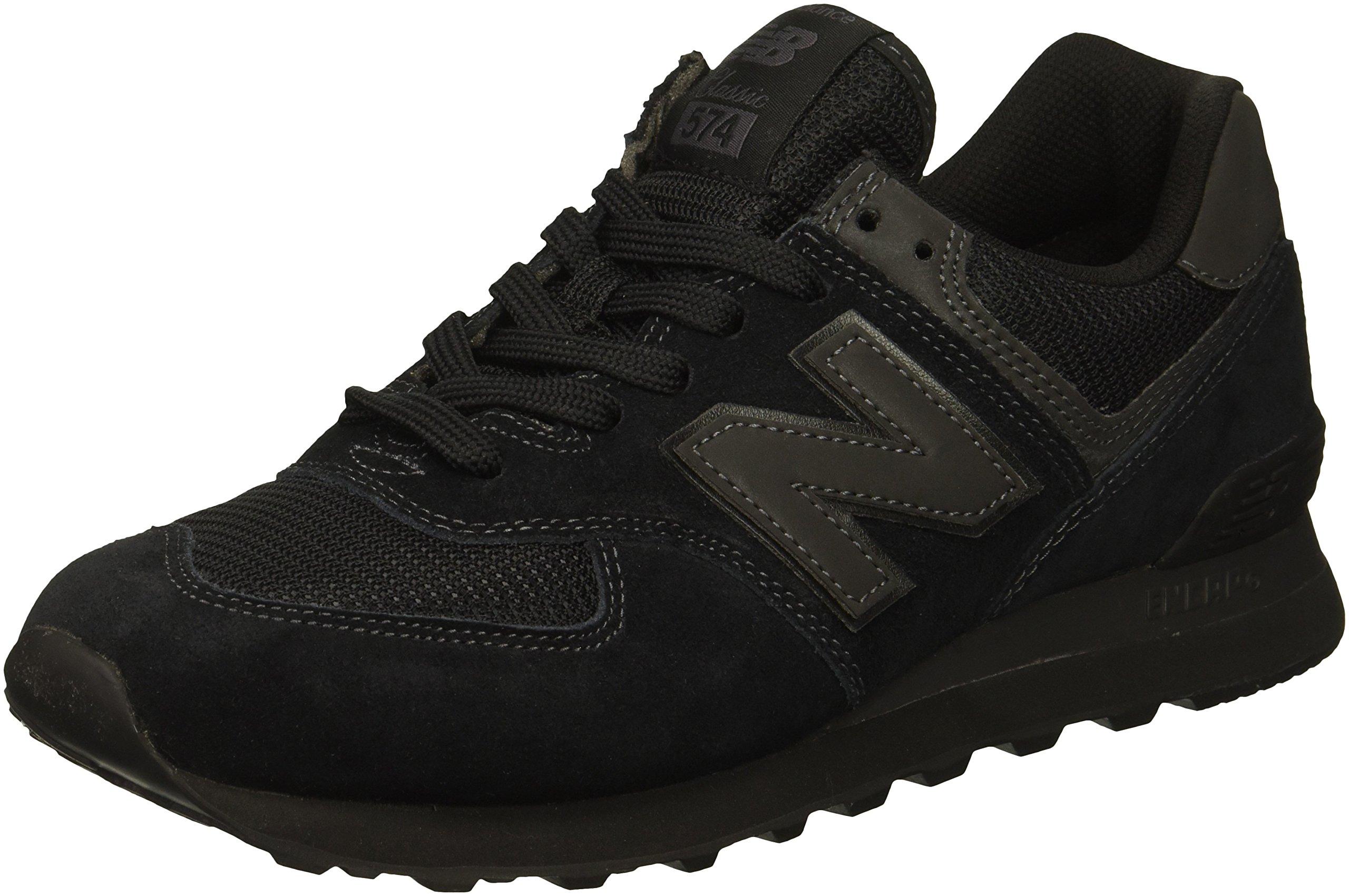 Balance Men's 574S Sport Sneaker,black