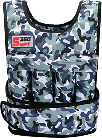 front facing swift360 weight vest