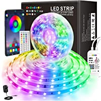 JORAGO LED Strips WiFi 5M TUYA APP Control 5050RGB Color Changing Lights Unit & AU DC Infrared CE ROHS(SAA Certified)