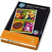 HP Hewlett Packard, Bright White Copy Paper, 90GSM, A4, 500 Sheets per Ream, 5 Reams per Carton