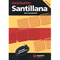 Dicionario Santillana Para Estudantes. Espanhol Portugues (+ CD-ROM)