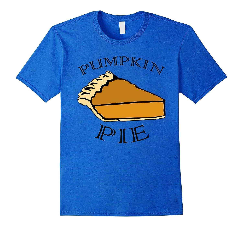Fun Pumpkin Pie T-shirt Men Women Kids Boys Girls Eat Bake