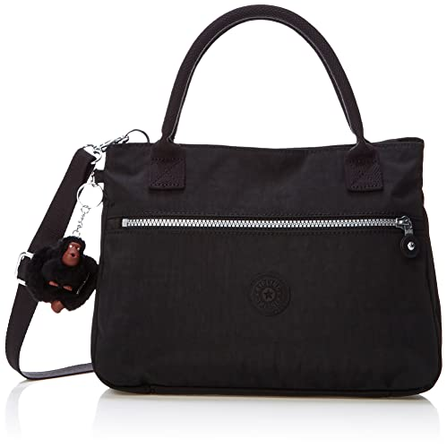 cd3cfa0a5 Kipling Sevrine, Borsa a Tracolla Donna, Nero (Black), 22,5 x 11,5 x 32 cm:  Amazon.it: Scarpe e borse