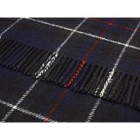 Mackenzie Tartán Lana rodilla alfombra de viaje manta–Highland