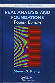 Solutions manual for real analysis and foundations steven g krantz real analysis and foundations fourth edition textbooks in mathematics fandeluxe Choice Image
