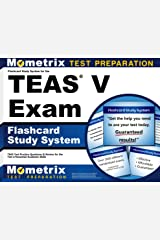 Flashcard Study System for the TEAS V Exam: TEAS Test Practice Questions & Review for the Test of Essential Academic Skills (Cards) Cards