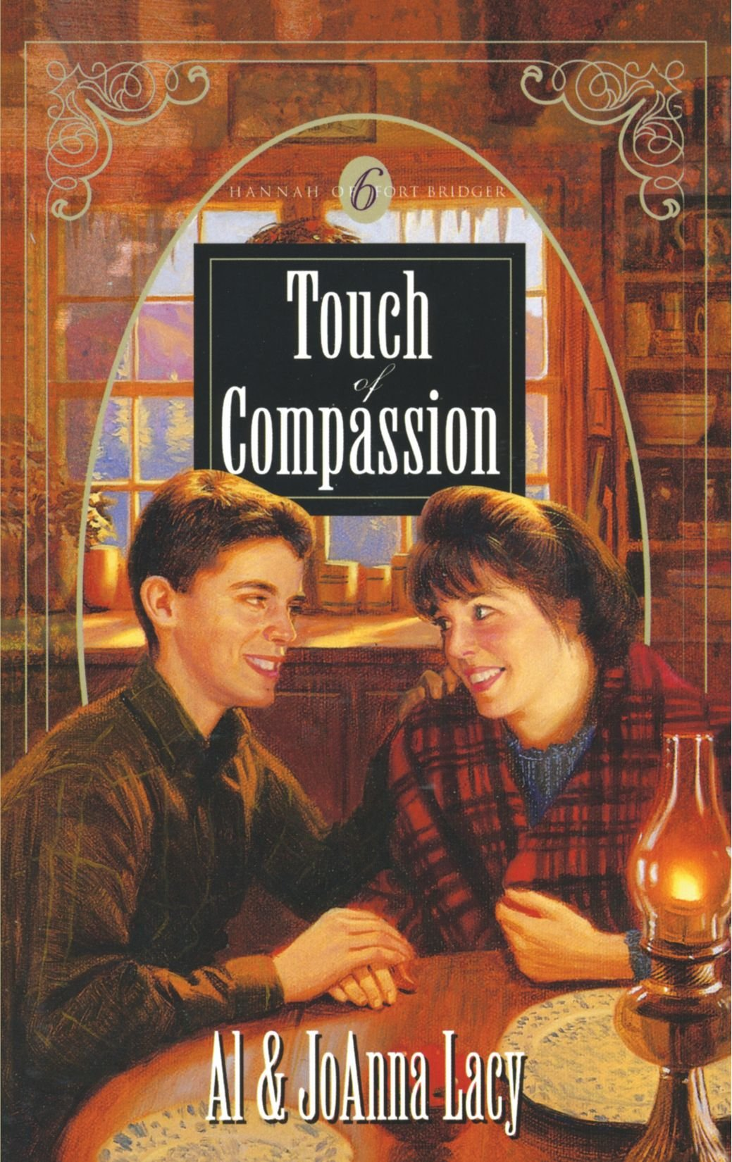 Touch of Compassion (Hannah of Fort Bridger Series #6) pdf epub