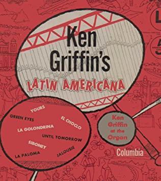 Ken Griffin's - Ken Griffin's LATIN AMERICANA 10