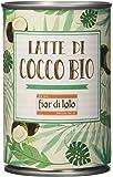 Fior di Loto Latte di Cocco - 6 Pezzi da 400 gr
