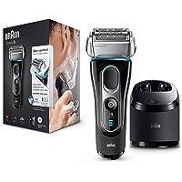 Braun Series 5 5197 Clean&Charge - Afeitadora eléctrica hombre, afeitadora barba, en…