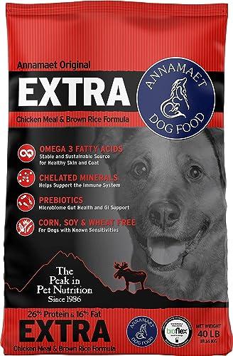 Annamaet-Original-Extra-Formula-Dry-Dog-Food,-26%-Protein-(Chicken-&-Brown-Rice)