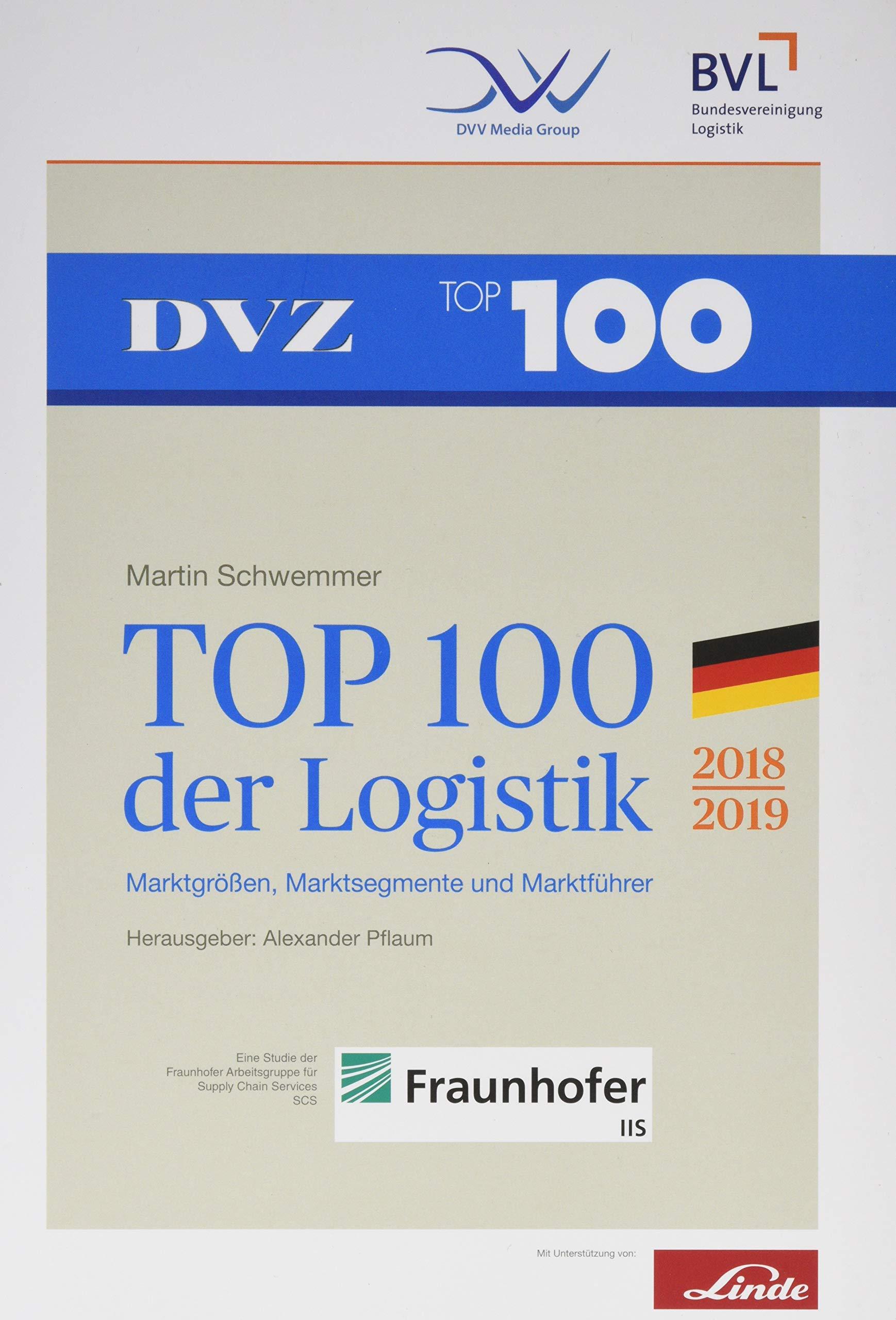 TOP 100 Der Logistik 2018 2019