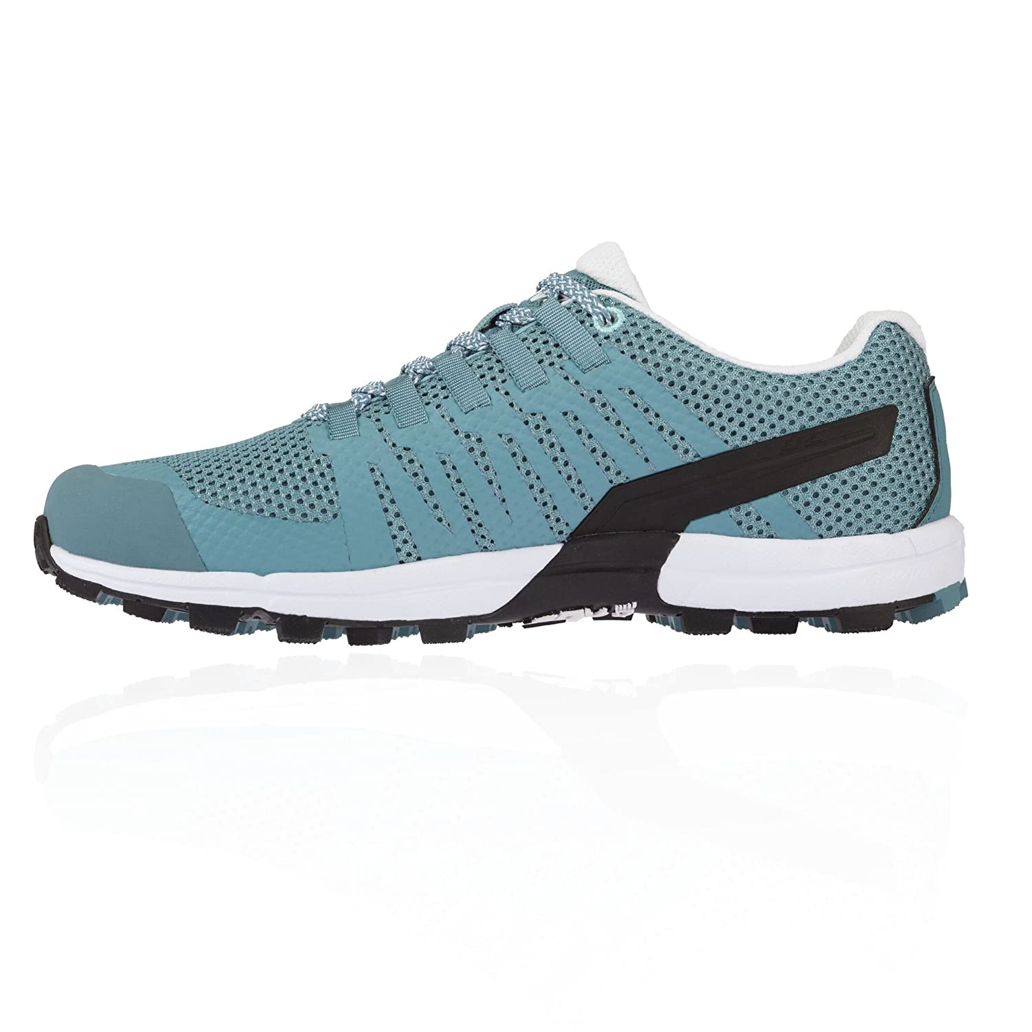 Inov-8 Women's B079Q4BKQ6 Roclite 290 Trail Runner B079Q4BKQ6 Women's 6.5 W US|Blue Grey / White 91fd55