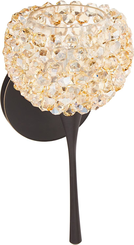 WAC Lighting G542-CD Glass Only Champagne Diamond Gia Pendant