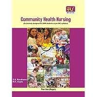 PV COMMUNITY HEALTH NURSING (ENGLISH MEDIUM)(FOR ANM IST YEAR STUDENTS) LATEST EDITION
