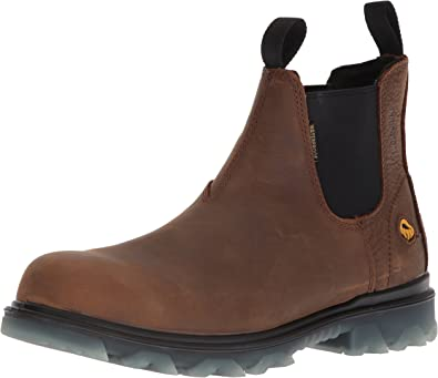 cheap mens slip on boots