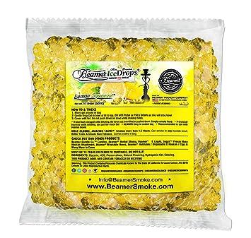 Lemon Squeeze 500G Ultra Premium Beamer Ice Drops Hookah Shisha Smoking Gel. Each bowl lasts