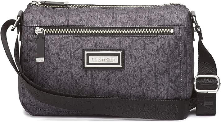 Calvin Klein Belfast Nylon Key Item Small Crossbody Bag